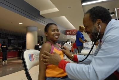 Special Olympics Illinois MedFest